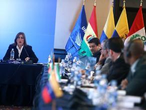 Eda Rivas: Vamos al 2+2 para terminar ejecución del fallo de La Haya