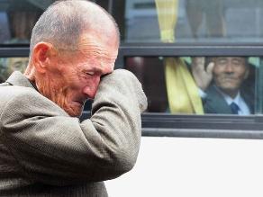 Las dos Coreas inician reuniones para retomar citas de familias separadas