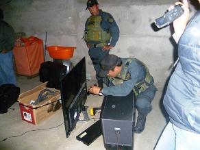 Arequipa: policía detiene a ´clan familiar´ acusada de robar viviendas