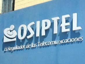 Osiptel investiga corte de telefonía e internet tras apagón en Lima