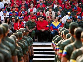 Venezuela homenajeó a Hugo Chávez y su intento de golpe hace 22 años