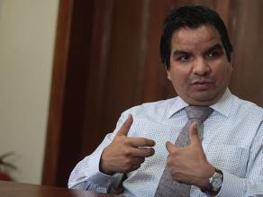 Arbizu: liberación de Crousillat no lo exime de pagar reparación civil