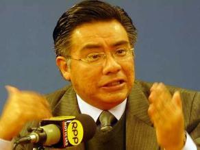 Ayacucho: Estudio de Cesar Nagasaki defenderá a presidente regional