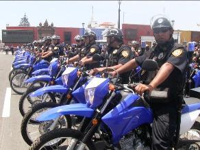 Trujillo: entregan vehículos para seguridad de distritos peligrosos