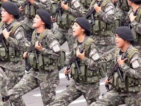 Trujillo: disminuye número de voluntarios para servicio militar