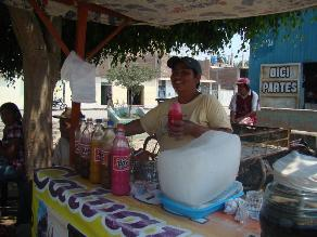 Piura: clausuran local de venta de hielo en Sullana