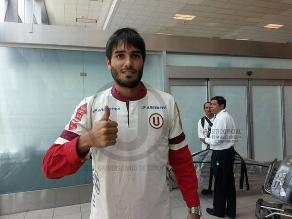 Dalton Moreira confía que Universitario llegará lejos en la Libertadores