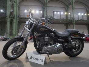 La Harley del papa Francisco vendida por 210.000 euros