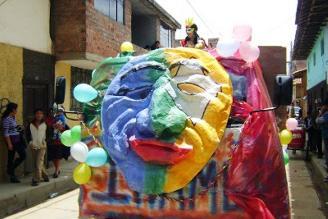 La Libertad: Huamachuco se prepara para carnaval 2014
