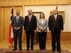 Perú y Chile culminaron reunión 2+2 por fallo de La Haya luego de 14 horas