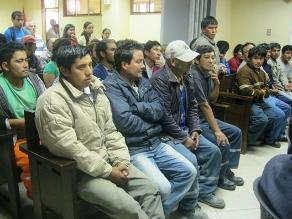 Cajamarca: anteriores propietarios de Conga piden que proyecto se ejecute