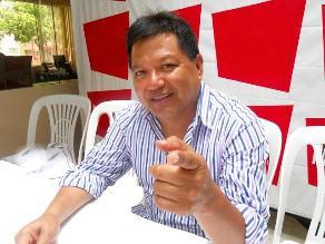 Segundo Rosero  se solidariza con Lucía de la Cruz