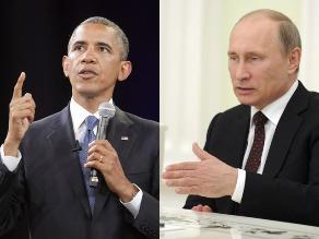 Barack Obama: Putin hace su ´numerito´ para parecer un ´tipo duro´