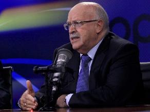 Eduardo Ferrero: Fallo de la CIJ se está ejecutando sin demoras