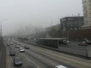 Neblina en pleno verano causa sorpresa en las redes sociales