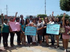 Con memorial piden que alcalde se disculpe con mujeres chiclayanas