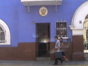 Trujillo: desalojarían a gobernador y funcionarios del PNUD por deudas