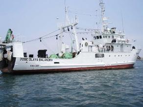 Conoce el buque José Olaya que investigará nueva zona marítima