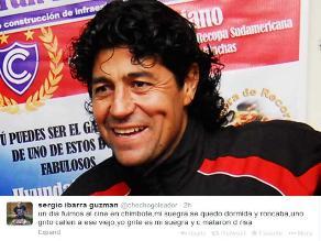 No hay otra papá: Sergio Ibarra y sus mensajes que son tendencia en Twitter