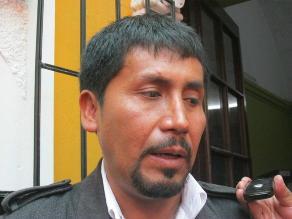 Cuestionan colocación de primera piedra de proyecto de Majes Siguas II