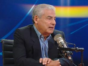 Villanueva confirma cambios en el Gabinete, pero no da nombres