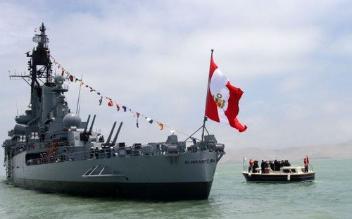 Naves peruanas exploran en mar recuperado por fallo de La Haya