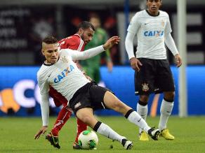 Corinthians de Paolo Guerrero y Luis Ramírez iguala 1-1 con Mogi Mirim