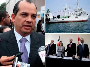 Pasó en la semana: Se realizó la reunión 2+2 entre Perú y Chile, Buques peruanos ya navegan en mar que nos dio La Haya y ministros ganarán más