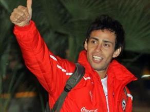 Chileno Valdivia: Brasil no está preparado para recibir el Mundial