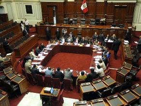 Comisión de Trabajo invita a Villanueva y Castilla por aumento de sueldos
