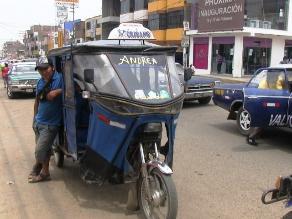 La Victoria denuncia constantes robos al paso en mototaxis