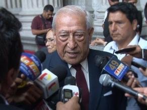 Isaac Humala: Castilla es un perverso que sabotea el gobierno de Ollanta