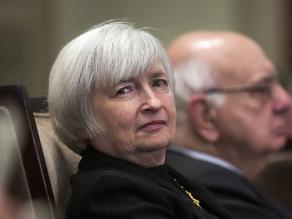 Yellen encarará primera prueba al mando de la Fed en Congreso de EEUU