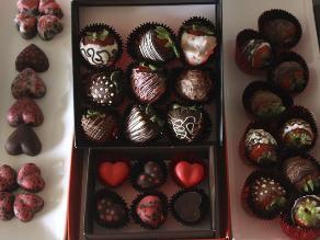 Chocolates sin azúcar: ideales para San Valentín