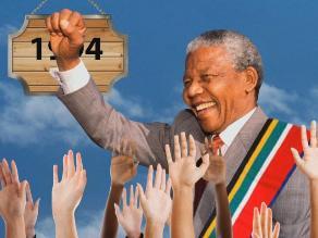 Un día como hoy: Nelson Mandela es liberado de la cárcel