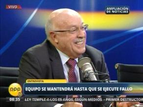 Salida de Chile del Pacto de Bogotá no afecta ejecución del fallo