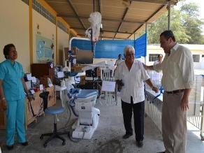 Piura: Salud entrega equipos por más de 2 millones de soles