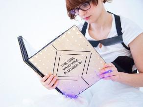 Inventan libro que permite sentir emociones de personajes ficticios