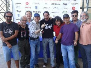 Rockeros peruanos unen voces para ayudar a Gerardo Manuel