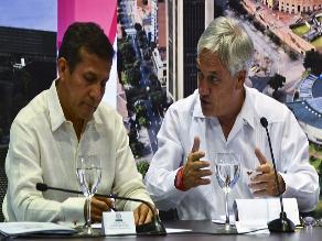 Piñera reitera que demanda boliviana no tiene argumentos y rebate a Humala