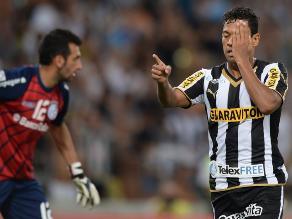 Copa Libertadores: Botafogo venció 2-0 a San Lorenzo en el Maracaná