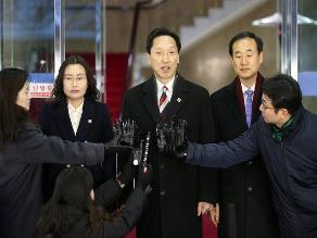 Las dos Coreas celebran su primera reunión de alto nivel desde 2007