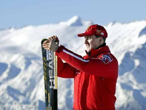 Schumacher padece una pulmonía que agrava su situación, según