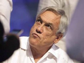 García Belaunde: Piñera quiere despedirse haciendo su pataleo