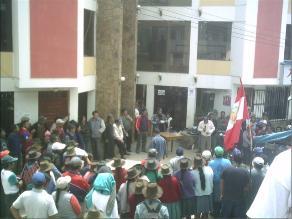 Apurímac: paro indefinido en Huancarama desabastece mercados
