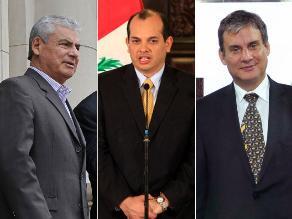 Siga la presentación de los ministros sobre el aumento de sueldos