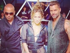 Wisin reúne a Jennifer López y Ricky Martin para vídeo musical