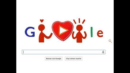 Google rinde tributo al amor en interactivo Doodle