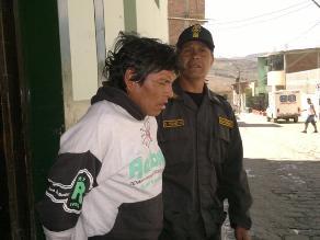 Otuzco: detienen a sujeto acusado de violar a menor de 13 años