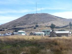 Sequía afecta animales y sembríos en zonas altas de Ayacucho